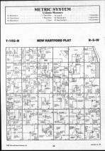 New Hartford T105N-R5W, Winona County 1990 Published By Farm and Home Publishers, LTD